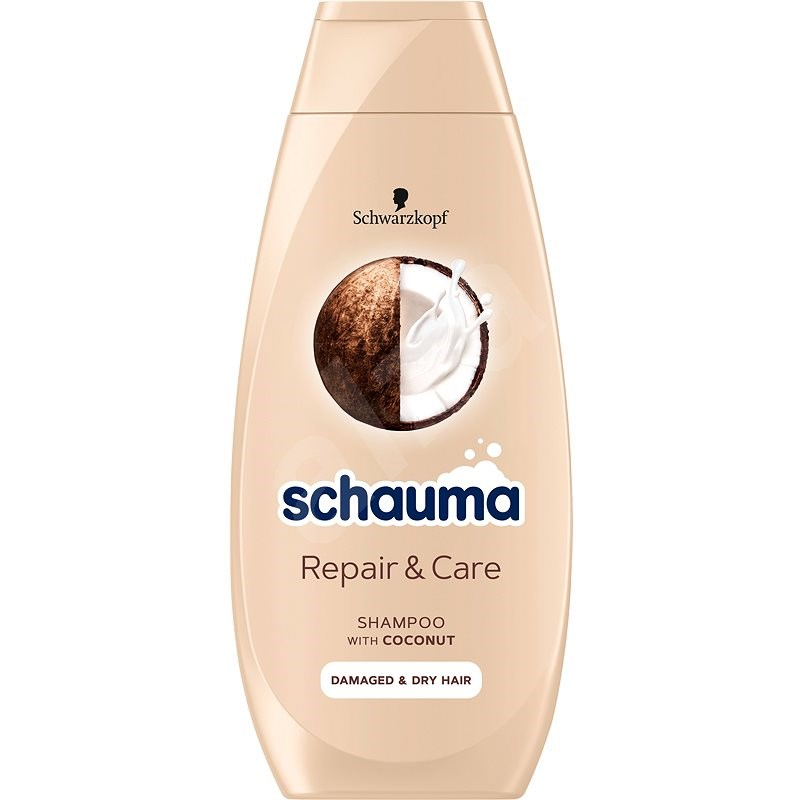 SCHWARZKOPF SCHAUMA Repair&Care Shampoo 400 ml - Šampon