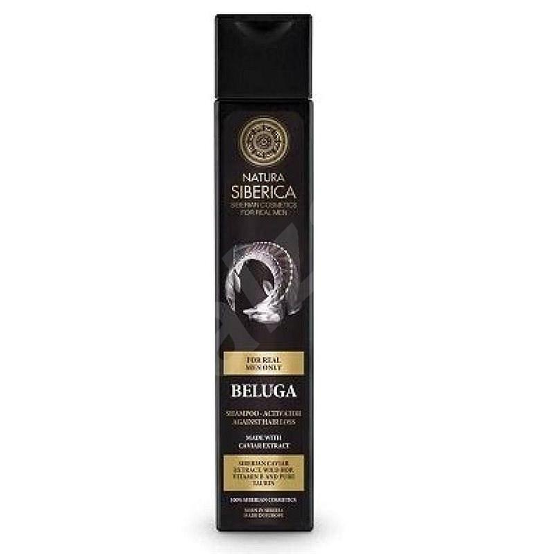 NATURA SIBERICA Beluga Shampoo 250 ml - Šampon pro muže