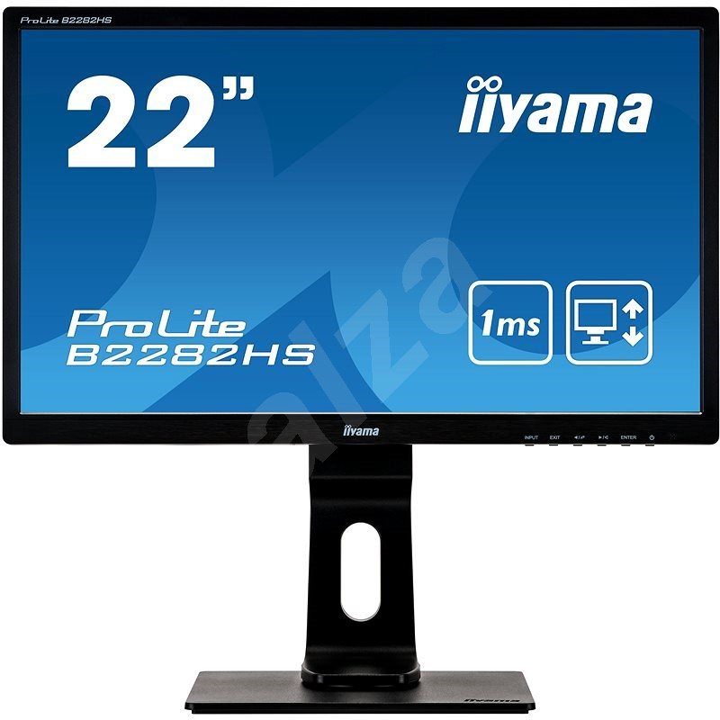 "22"" iiyama ProLite B2282HS-B5 - LCD monitor"