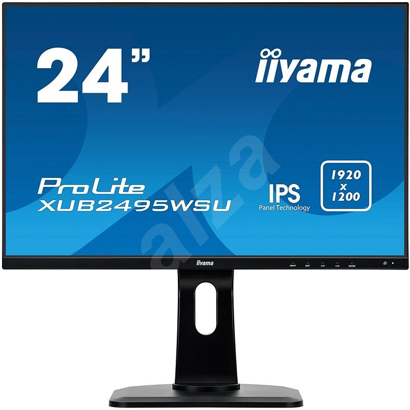 "24"" iiyama ProLite XUB2495WSU-B1 - LCD monitor"