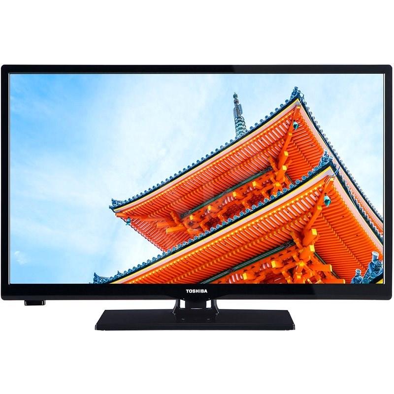 """24"""" Toshiba 24D1665DG - Televize"""