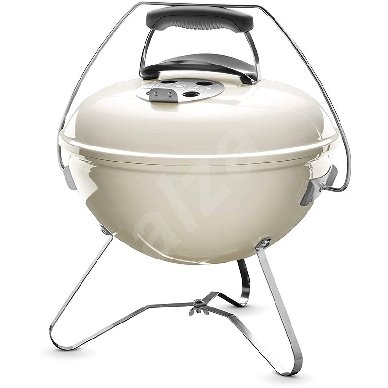 Weber Smokey Joe® Premium O 37cm, Ivory - Grill
