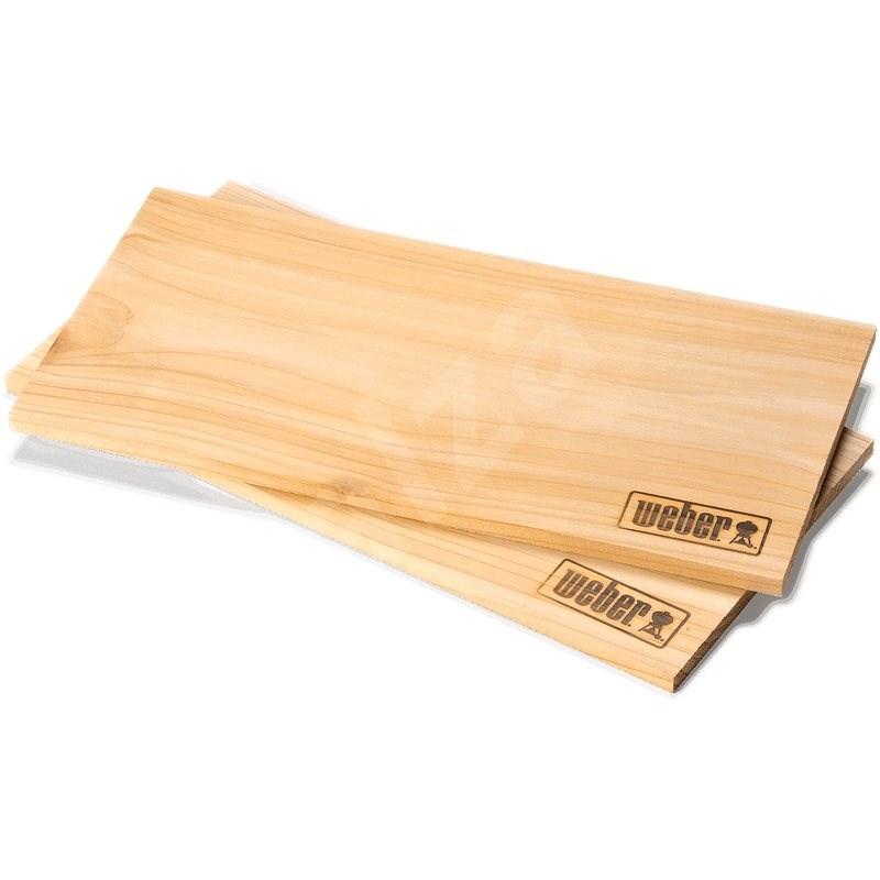 Weber udící prkénka z cedrového dřeva - Grilovací příslušenství