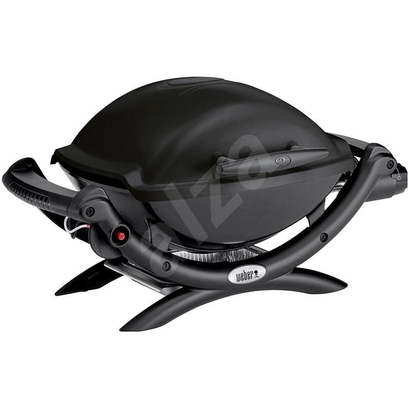 Weber Q1000, Black - Gril
