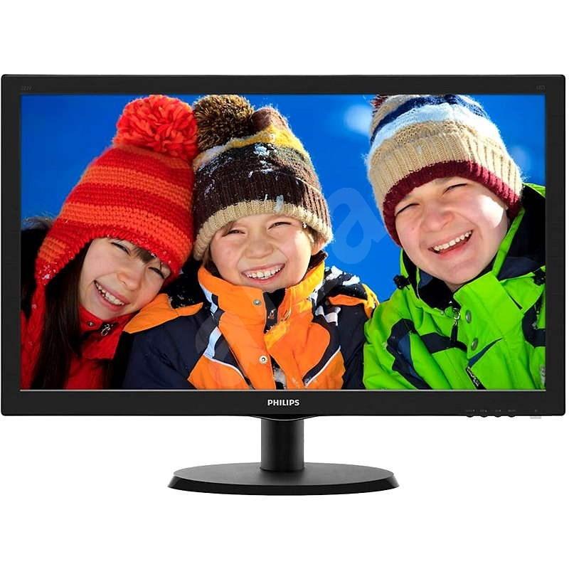 "21.5"" Philips 223V5LHSB2 - LCD monitor"