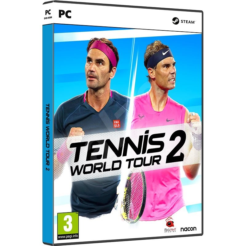 Tennis World Tour 2 - Hra na PC