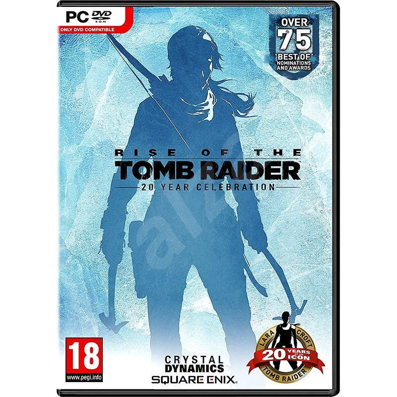 Rise of The Tomb Raider 20th Celebration Edition  - Hra na PC