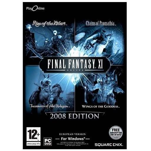 Final Fantasy XI - Hra na PC