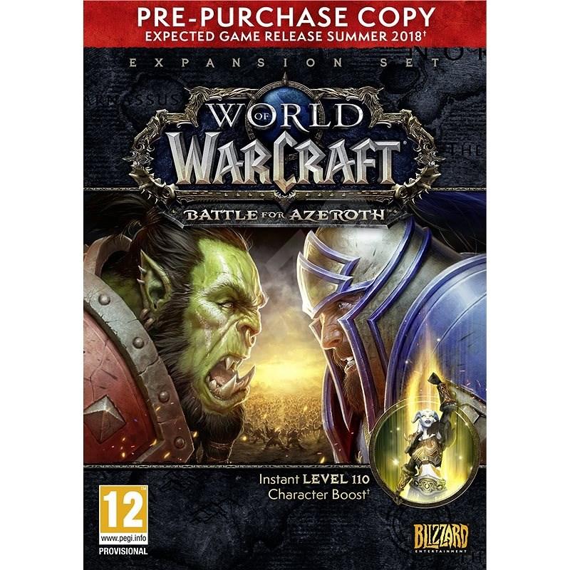 World of Warcraft: Battle for Azeroth Prepurchase Pack - Herní doplněk