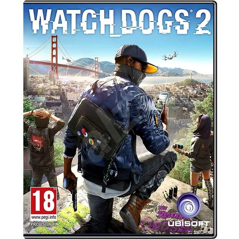 Watch Dogs 2 - Hra na PC