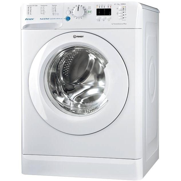 INDESIT BWSA 51052W EU - Úzká pračka