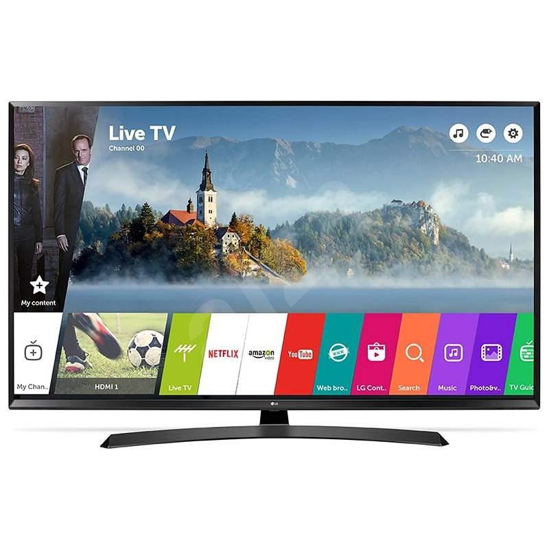 """55"""" LG 55UJ635V - Televize"""