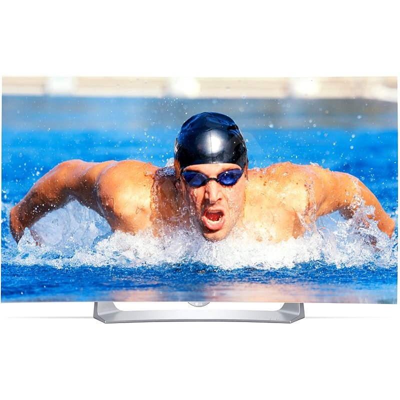 """55"""" LG 55EG910V - Televize"""