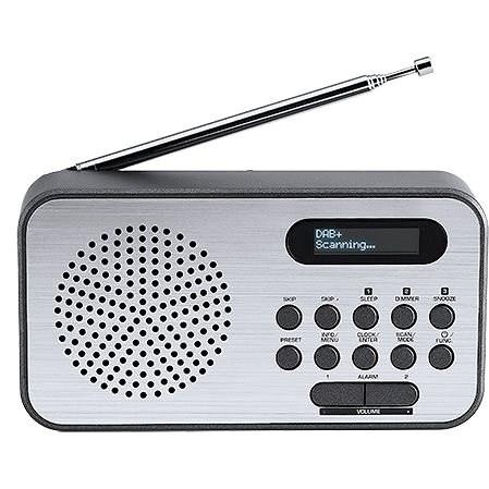 Thomson RT225DAB - Rádio