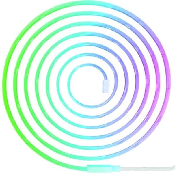 WOOX Smart LED RGB+WW Strip 5m - Dekorativní LED pásek