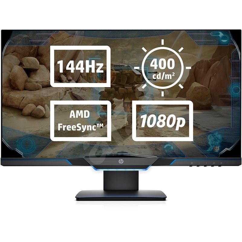 """24.5"""" HP 25mx - LCD monitor"""