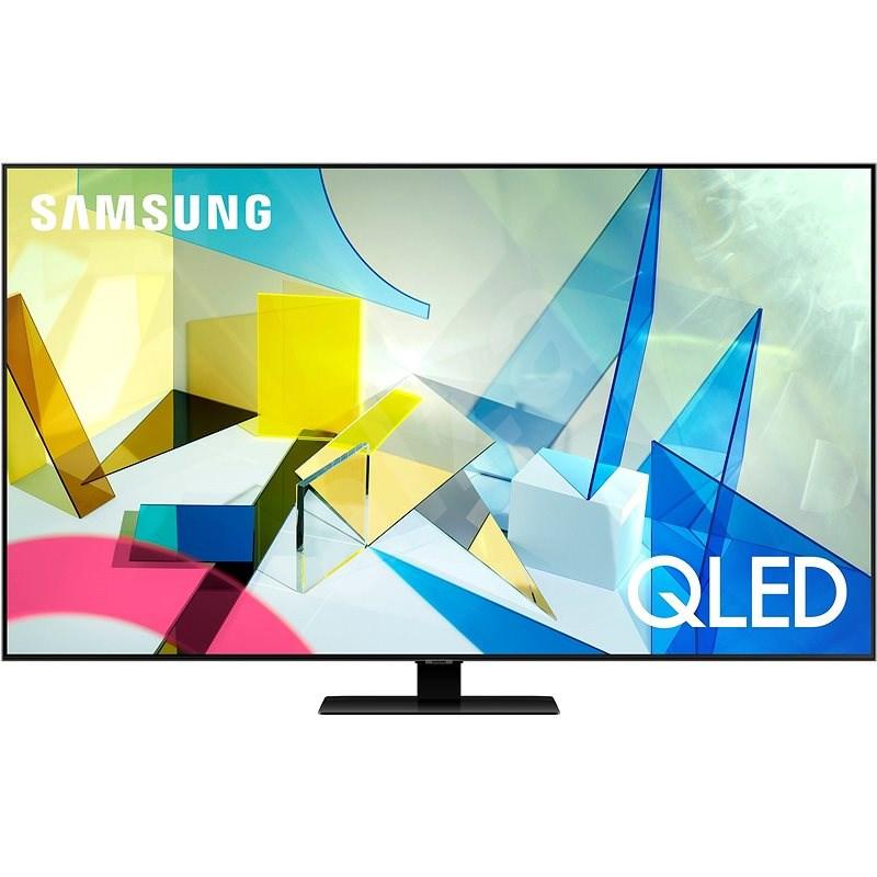 "50"" Samsung QE50Q80T - Televize"