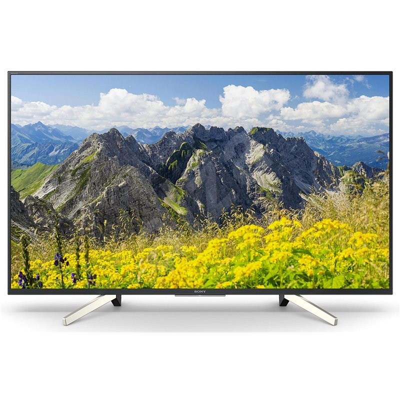 """43"""" Sony Bravia KD-43XF7596 - Televize"""