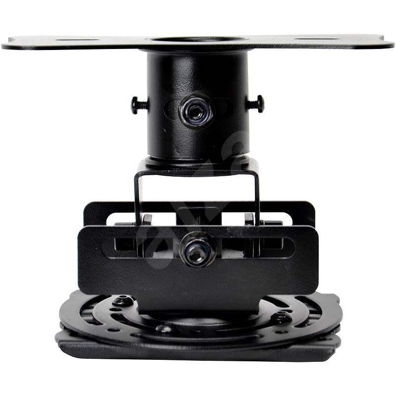 Optoma univerzální stropní držák - černý (70mm) - Stropní držák