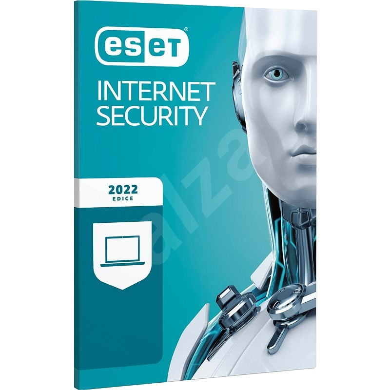ESET Internet Security pro 1 počítač na 12 měsíců (BOX) - Internet Security