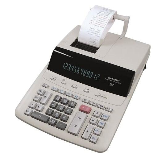 Sharp CS2635 RHGYSE šedá - Kalkulačka