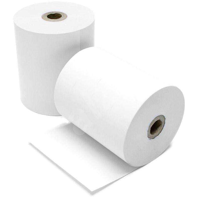Papírový kotouček k tiskovým kalkulačkám REBELL - Papírový kotouček