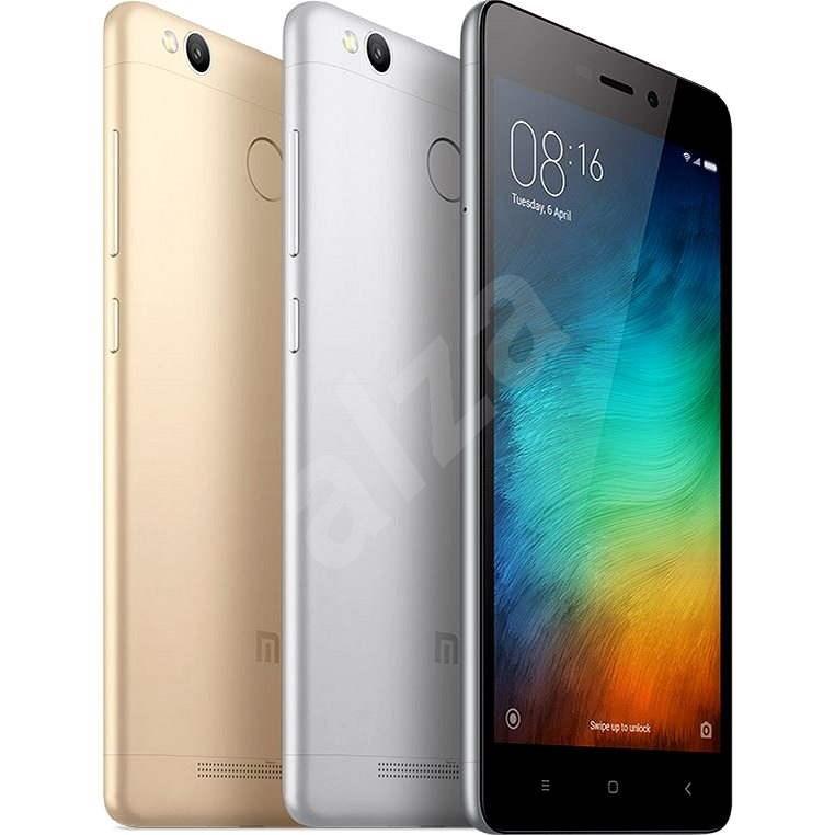 Xiaomi Redmi 3S LTE - Mobilní telefon