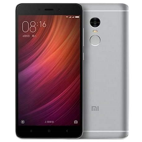 Xiaomi Redmi Note 4 LTE 64GB Grey - Mobilní telefon