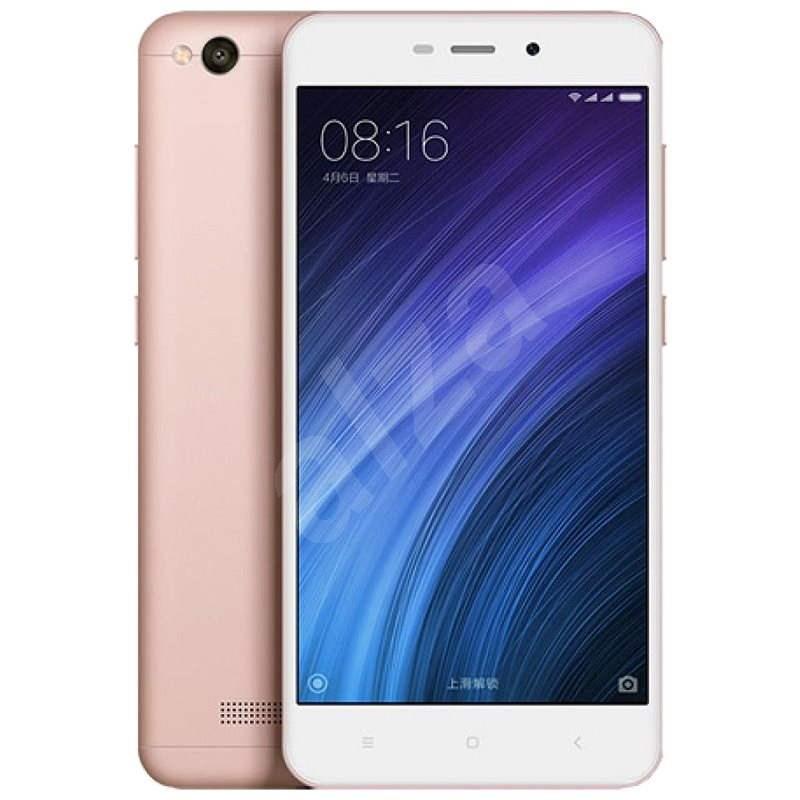 Xiaomi Redmi 4A LTE 16GB Rose Gold - Mobilní telefon
