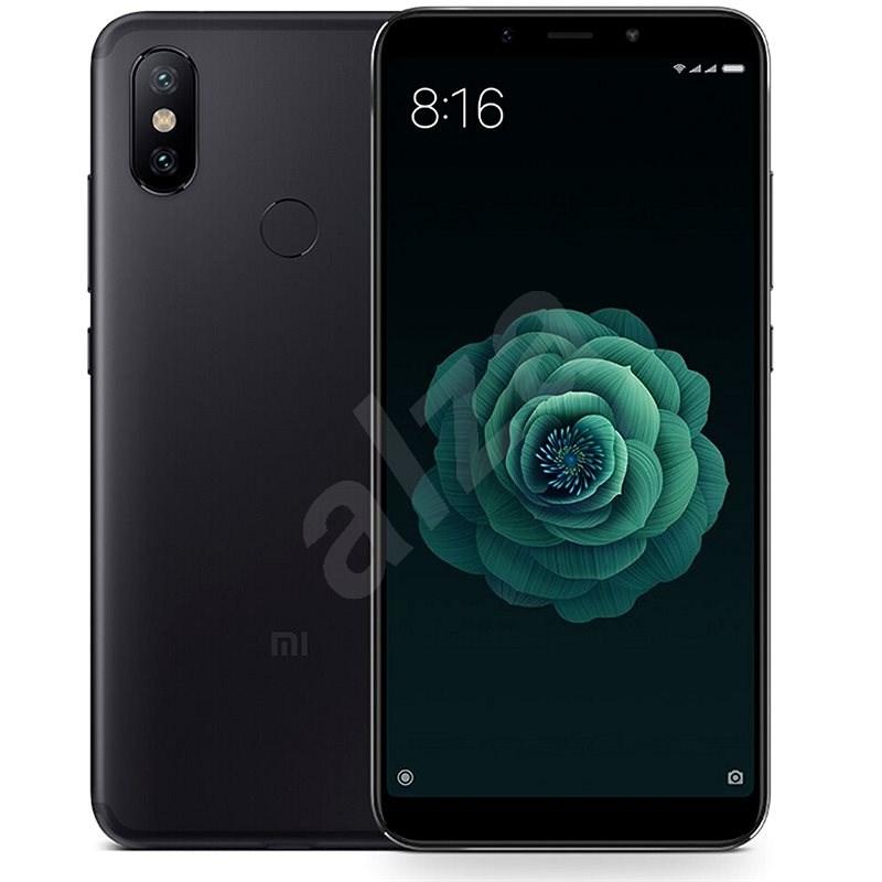 Xiaomi Mi A2 64GB LTE Černý - Mobilní telefon