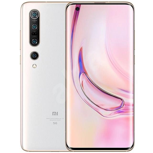 Xiaomi Mi 10 Pro 5G bílá - Mobilní telefon