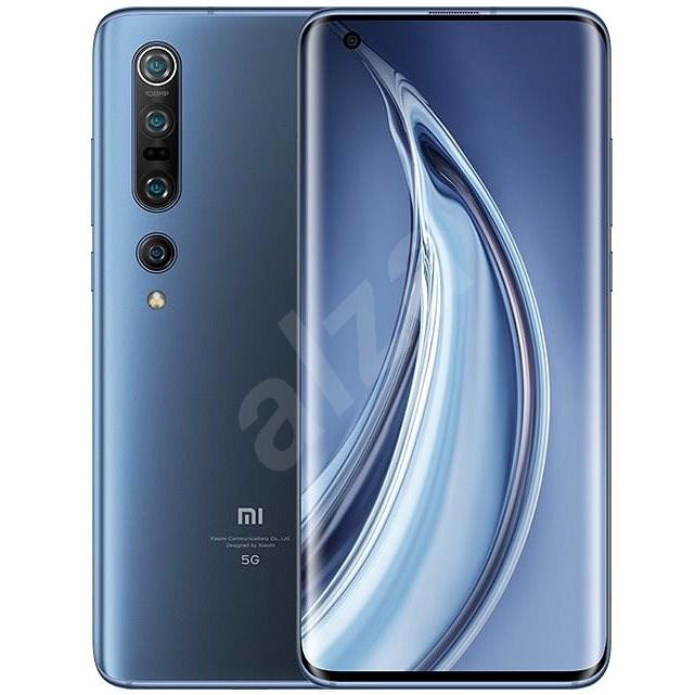 Xiaomi Mi 10 Pro 5G šedá - Mobilní telefon