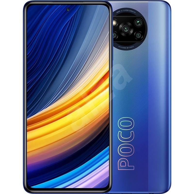 POCO X3 Pro 128GB modrá - Mobilní telefon