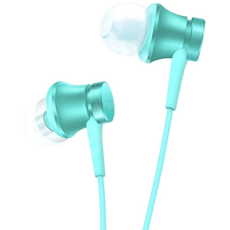 Xiaomi Mi In-Ear Headphones Basic Blue - Sluchátka