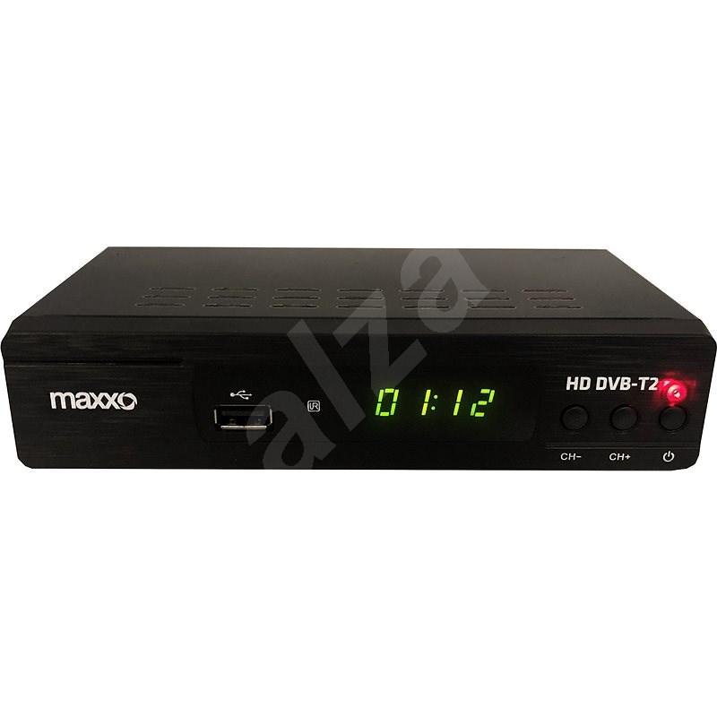 Maxxo T2 HEVC H.265 - Set-top box
