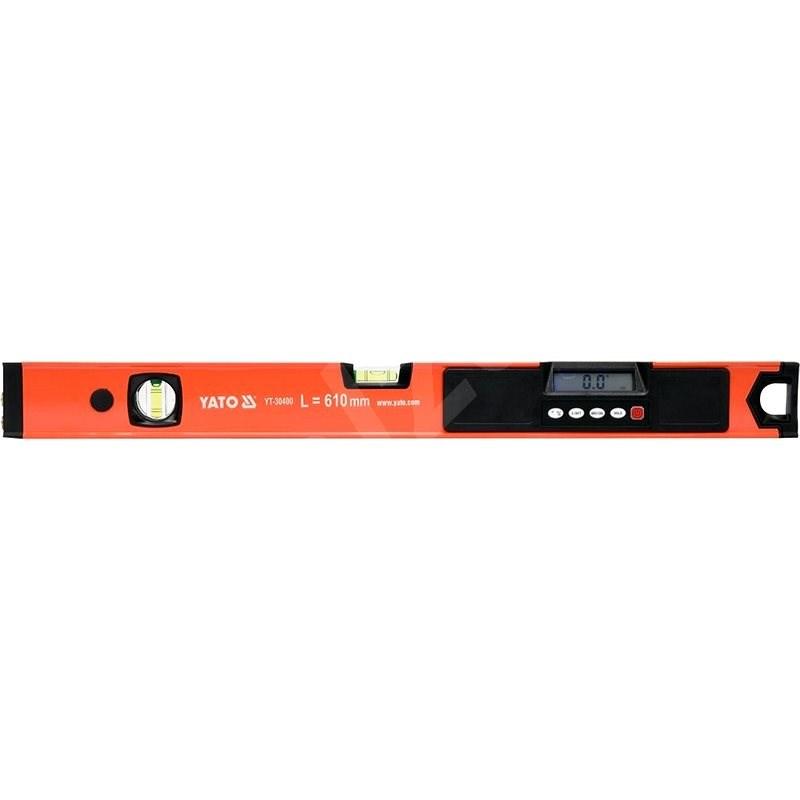 YATO Vodováha digitální 610 mm s laserem - Vodováha
