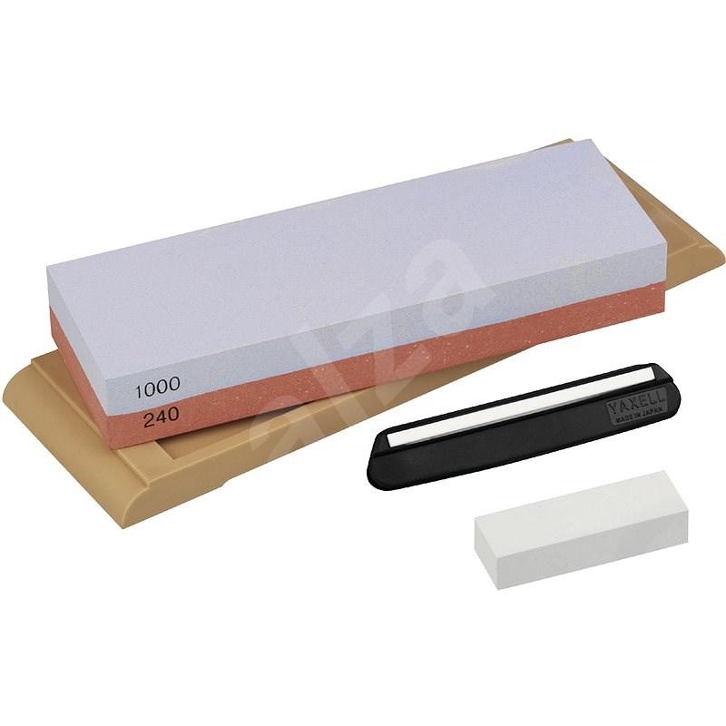 YAXELL Kombinovaný brusný kámen 240/1000 - Bruska na nože
