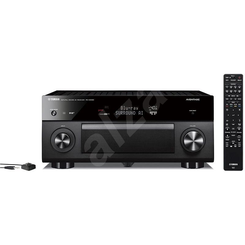 YAMAHA RX-A2080 černý - AV receiver