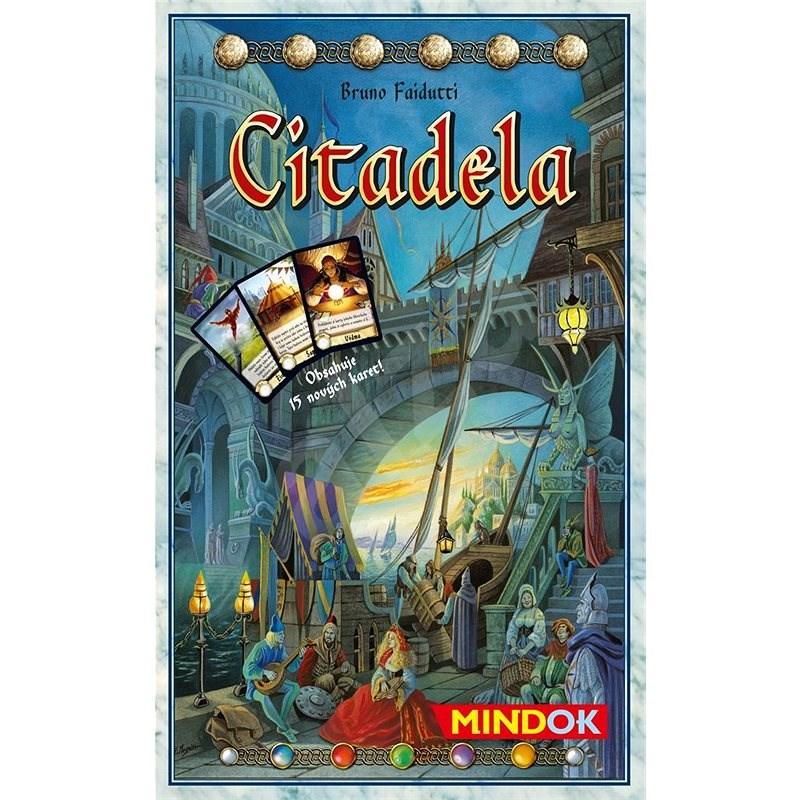 MindOk Citadela - Karetní hra