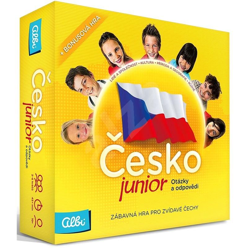 Česko Junior - Vědomostní hra