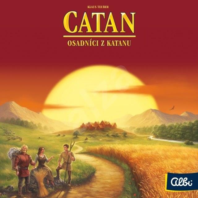 Catan - základní hra - Společenská hra