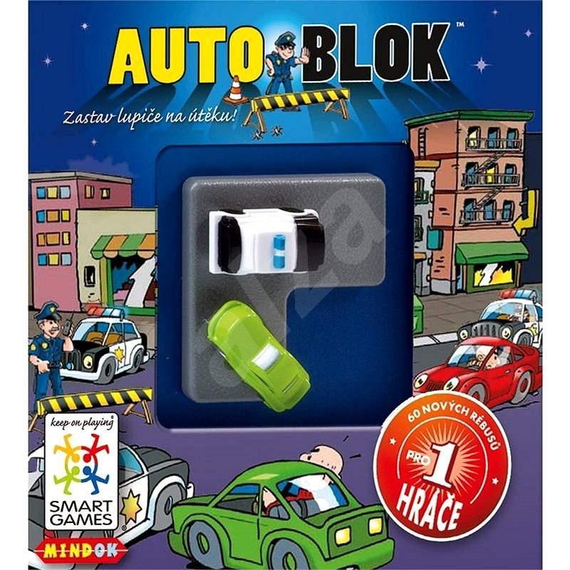 Smart - Auto Blok rozšíření - Společenská hra