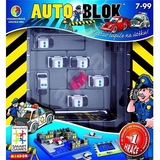 Smart - Auto blok - Společenská hra