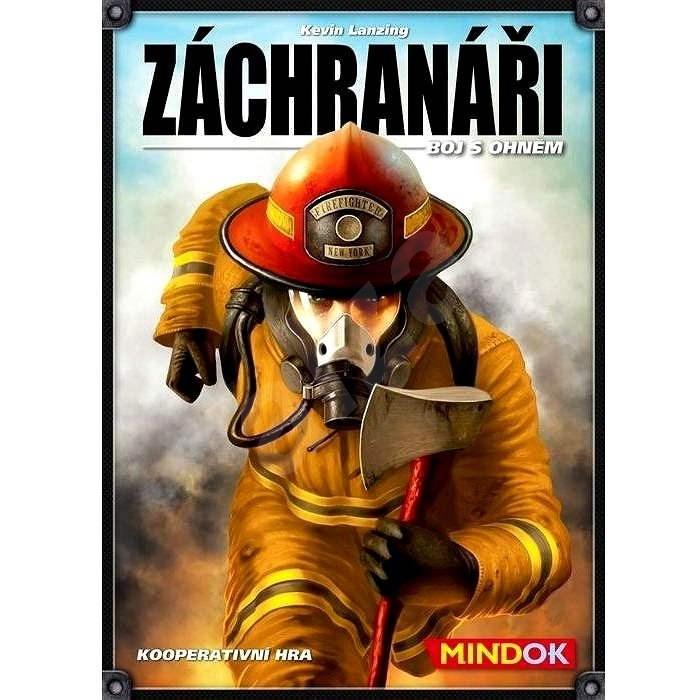 Záchranáři Boj s ohněm - Společenská hra