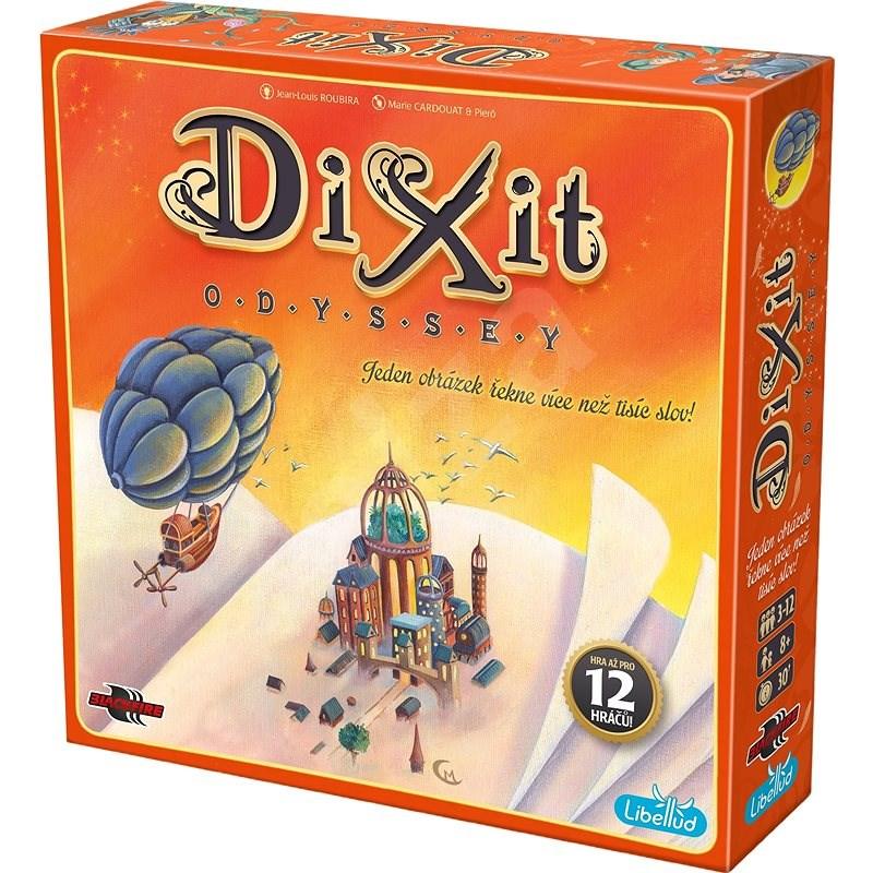 Dixit – Odyssey - Karetní hra