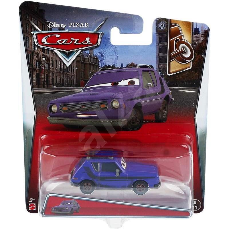 Mattel Cars 2 - Don Crumlin - Auto