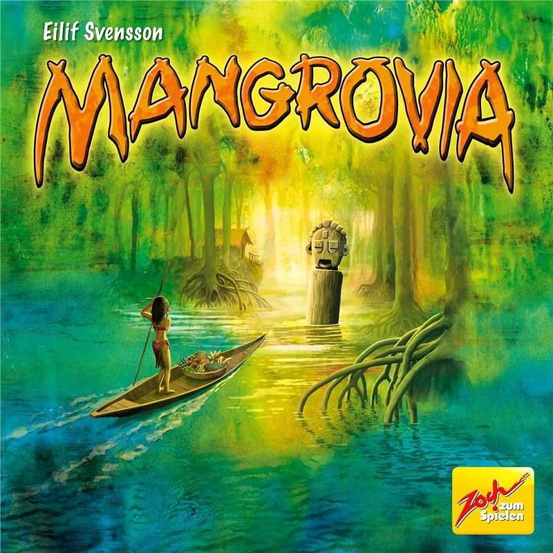 Mangrovia - Společenská hra