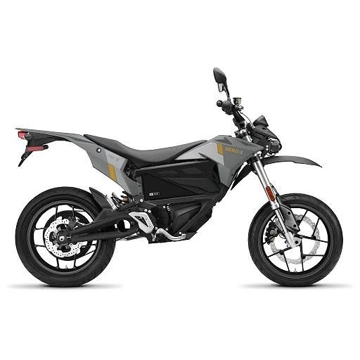 ZERO FXS ZF 7.2 (2018) - Elektrická motorka