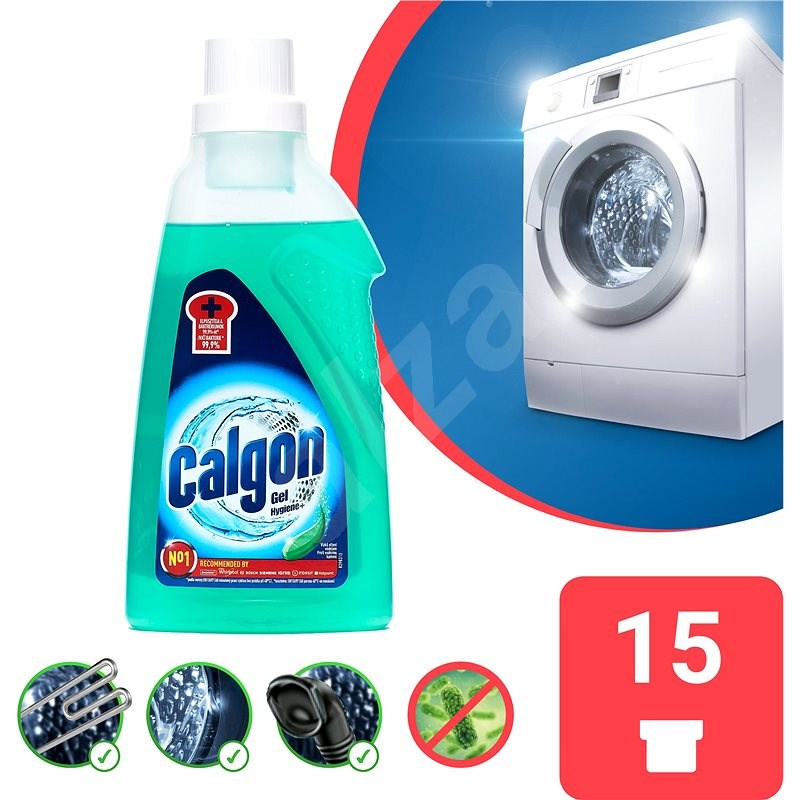 CALGON Gel Hygiene Plus 750 ml - Změkčovač vody