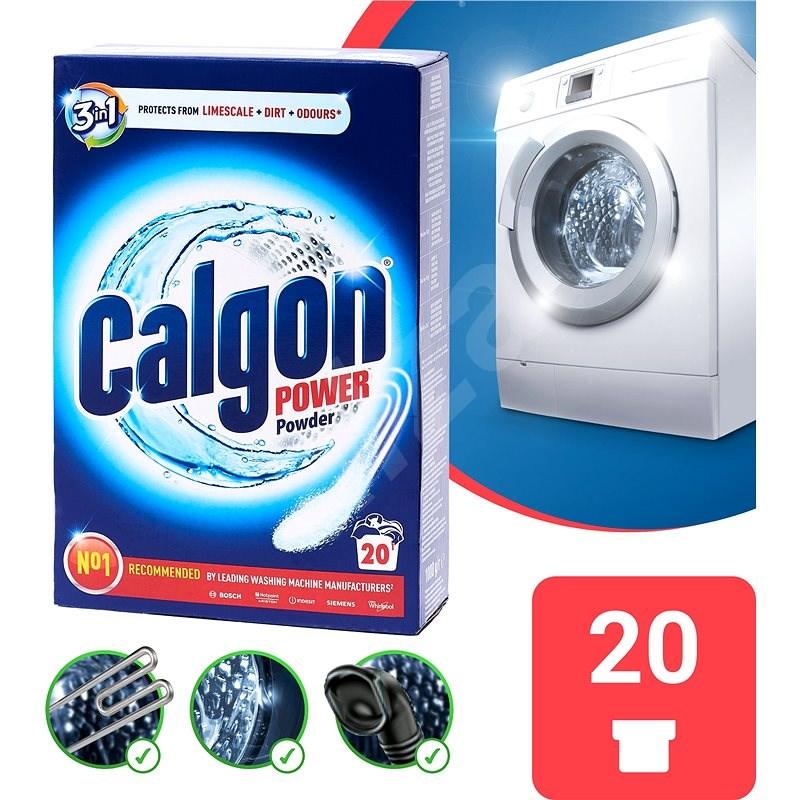 CALGON 1 kg - Změkčovač vody